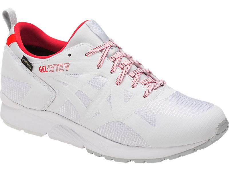 GEL-Lyte V NS White/White 5 FR