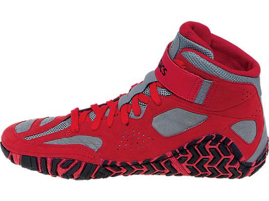 Aggressor 2 Fire Red/Black/Graphite 15