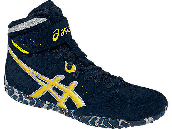 Aggressor 2 Navy/Sunflower/Silver 3