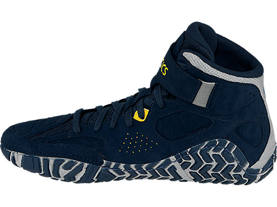 Aggressor 2 Navy/Sunflower/Silver 15