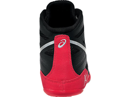 JB Elite Black/Silver/Red 27