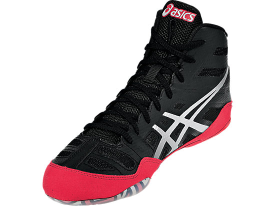 JB Elite Black/Silver/Red 7