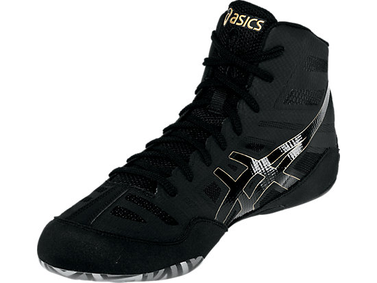 JB Elite Black/Onyx/Oly Gold 7
