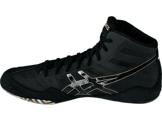 JB Elite Black/Onyx/Oly Gold 15