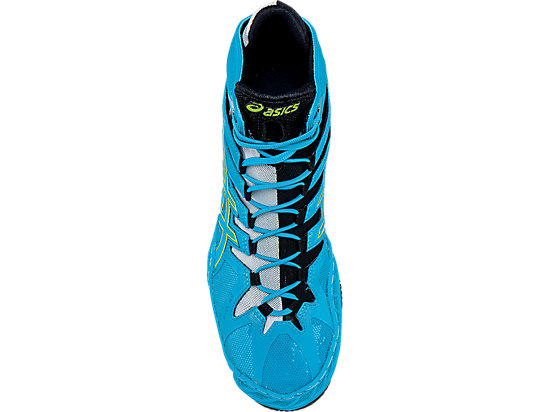Omniflex-Attack Blue Jewel/Lime/Silver 23