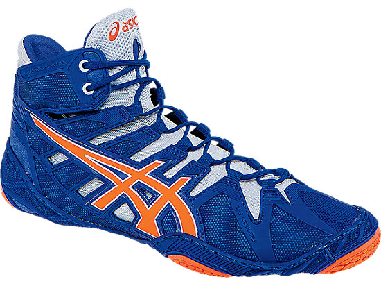 Omniflex-Attack True Blue/Shocking Orange/White 7