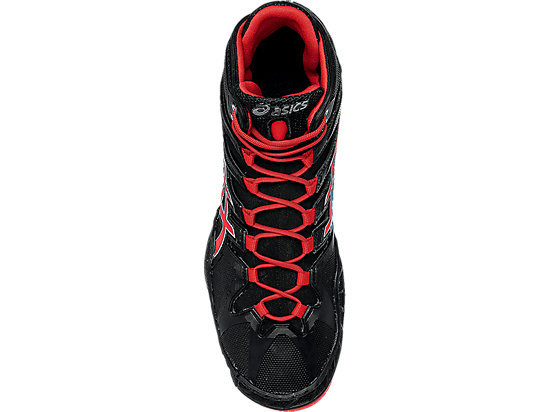 Omniflex-Attack Black/Red Pepper/Silver 23