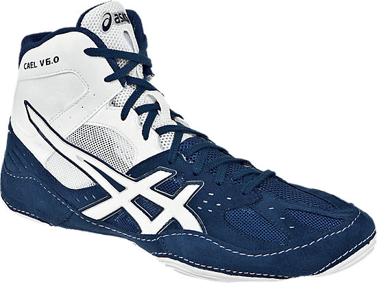 asics cael v6.0 wrestling shoes