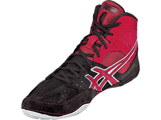 Cael V6.0 Charcoal/Fire Red/Silver 7