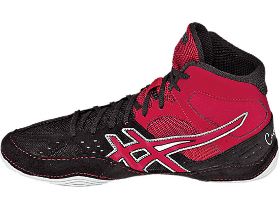 Cael V6.0 Charcoal/Fire Red/Silver 15