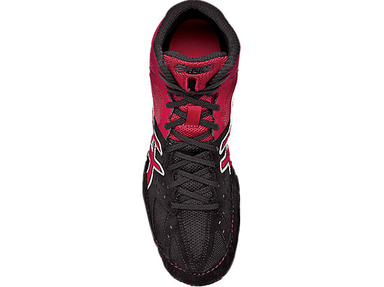 Cael V6.0 Charcoal/Fire Red/Silver 23