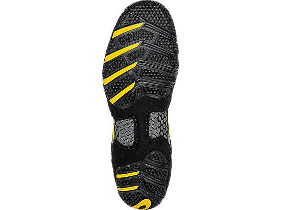 Dan Gable Ultimate 4 Black/Yellow/Gunmetal 19