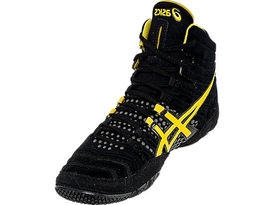 Dan Gable Ultimate 4 Black/Yellow/Gunmetal 11