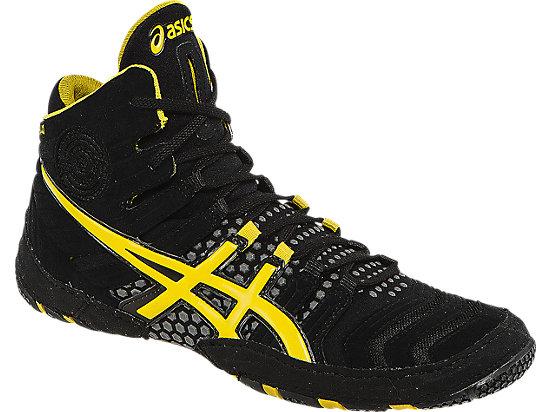 Dan Gable Ultimate 4 Black/Yellow/Gunmetal 7