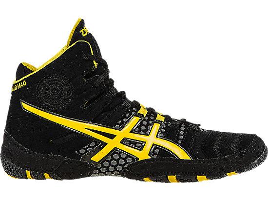 Dan Gable Ultimate 4 Black/Yellow/Gunmetal 3