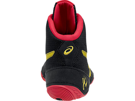 JB Elite V2.0 Black/Oly Gold/Red 27