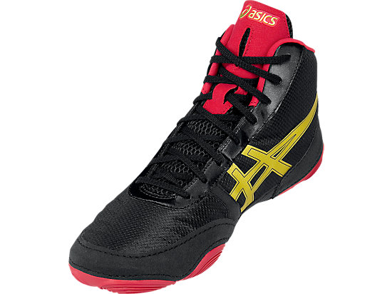 JB Elite V2.0 Black/Oly Gold/Red 11