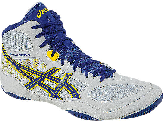 Snapdown Grey/True Blue/Sunflower Yellow 7
