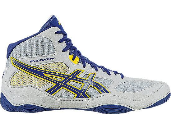 Snapdown Grey/True Blue/Sunflower Yellow 3