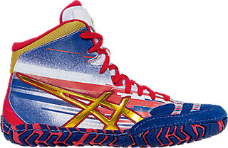 Aggressor 2 L.E. Lightning Strike | Men | True Blue/Oly Gold/Red ...