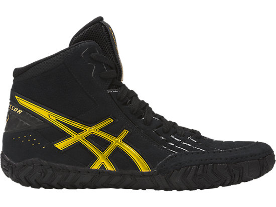 Asic Wrestling Shoes Size