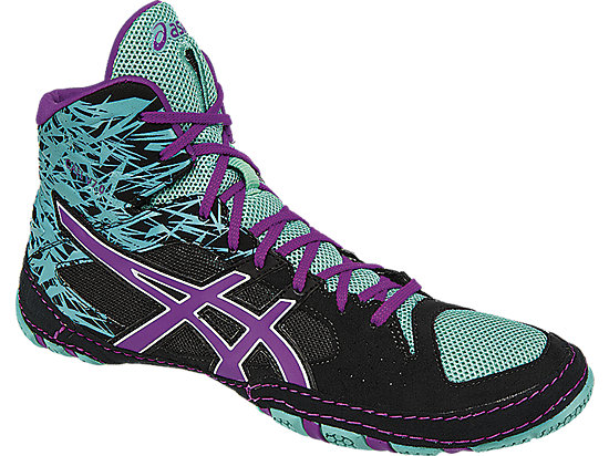 Cael V7.0 Black/Orchid/Turquoise 7