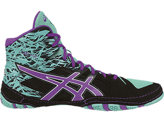 Cael V7.0 Black/Orchid/Turquoise 3