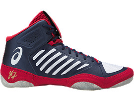 JB ELITE III, INDIGO BLUE/WHITE/CLASSIC RED