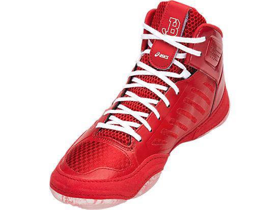 JB ELITE III CLASSIC RED/WHITE
