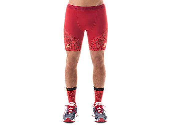 TR Short Red 3