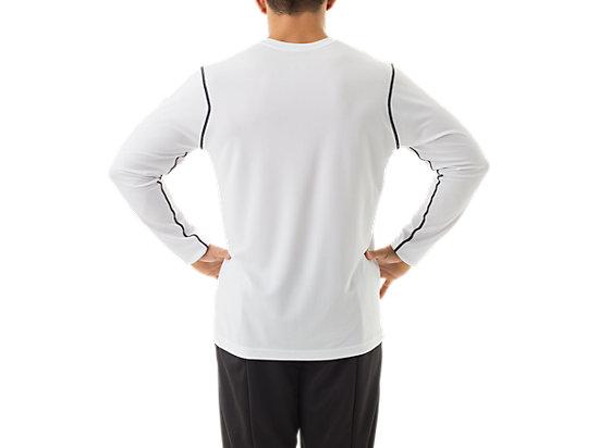 JB Long Sleeve White 7