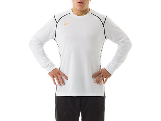 JB Long Sleeve White 3