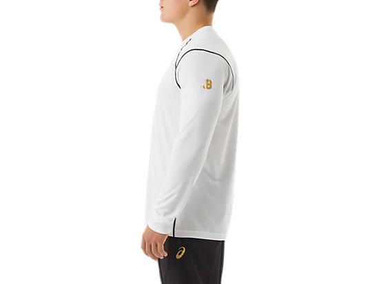 JB Long Sleeve White 11