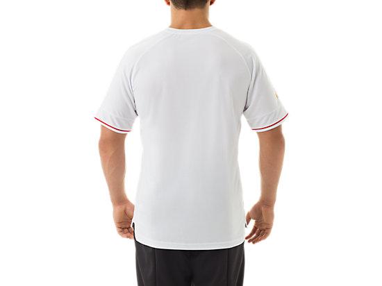 JB Short Sleeve White 7