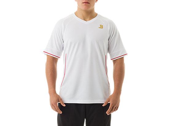JB Short Sleeve White 3
