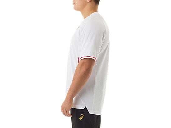 JB Short Sleeve White 11