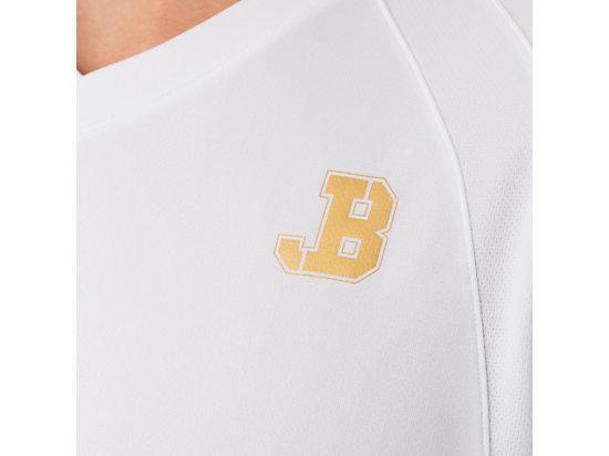 JB Short Sleeve White 15