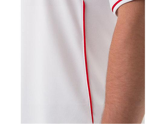 JB Short Sleeve White 23