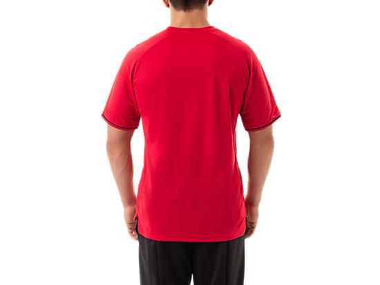 JB Short Sleeve Red 7
