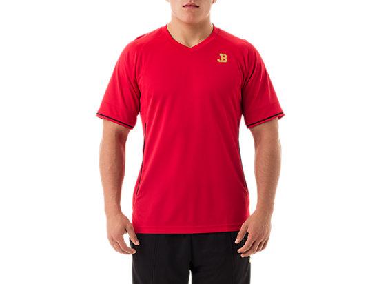 JB Short Sleeve Red 3
