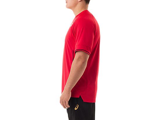 JB Short Sleeve Red 11