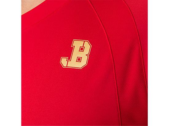 JB Short Sleeve Red 15
