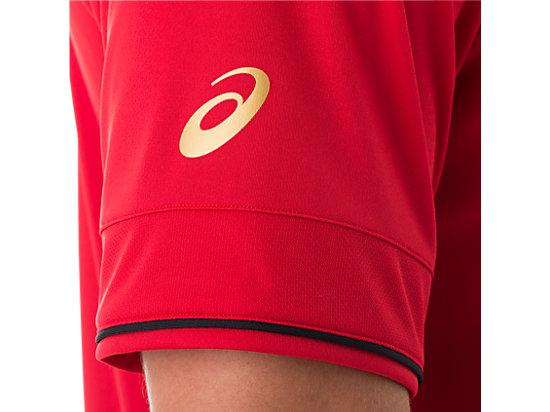JB Short Sleeve Red 19