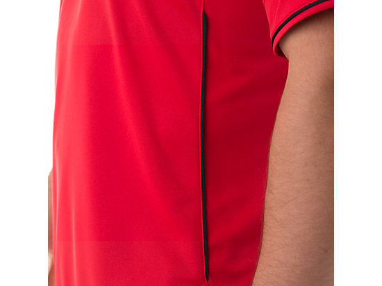 JB Short Sleeve Red 23