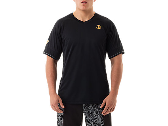 JB Short Sleeve Black 3