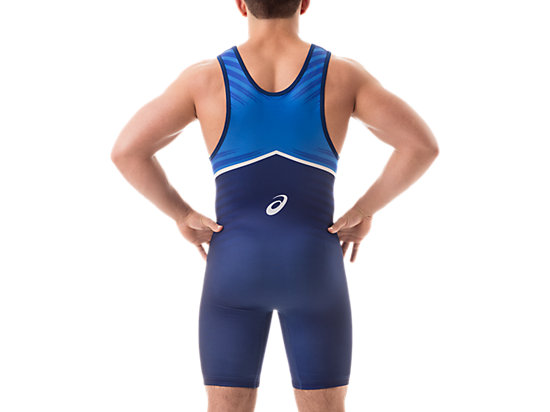 JB Elite Singlet Royal 7