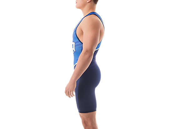 JB Elite Singlet Royal 11