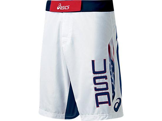 ASICS USA Razor Short White/Navy 3