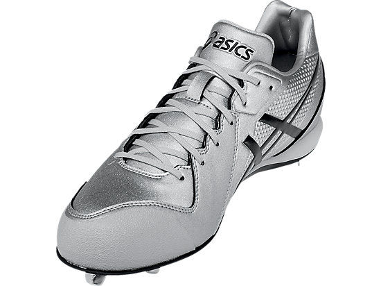 BASE BURNER Silver/Black 11