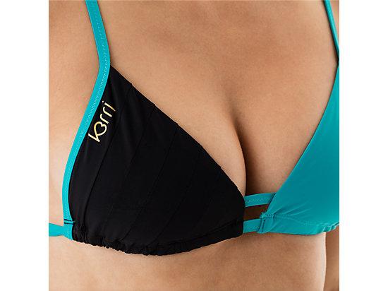 Bikini Top Teal/Black 15